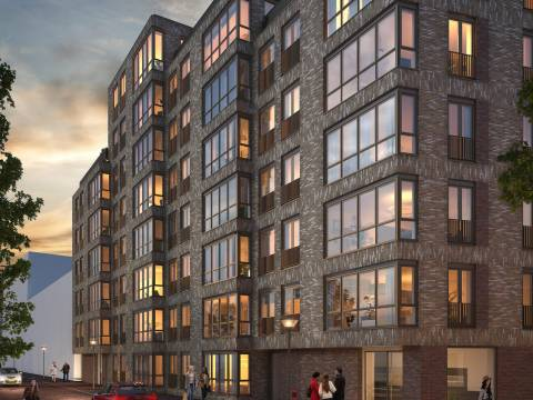 Stadswerven - The Yard - Bouwnummer 2 0 ong